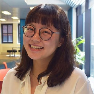 A warm welcome to Charmaine Wong, Summer Placement