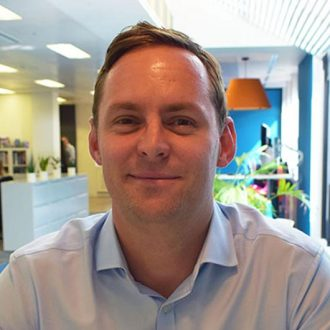 A warm welcome to Justin Gibson, Senior Project Surveyor