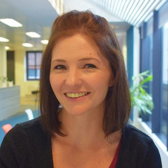 A warm welcome to Lerika Fourie, Senior Project Surveyor