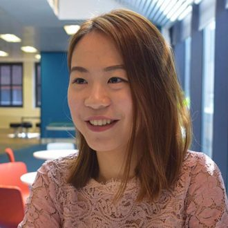A warm welcome to Natalie Lam, Summer Placement