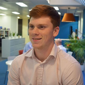 A warm welcome to Ben Wilkins, Office Assistant