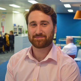A warm welcome to Michael Hodgson, Assistant Surveyor