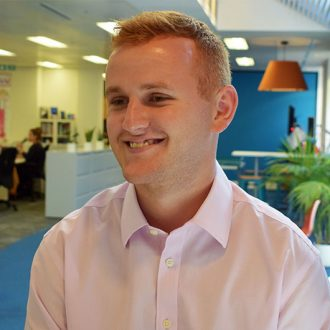 A warm welcome to Ronan Forde, Assistant Surveyor