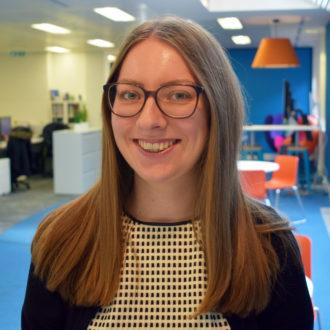 A warm welcome to Hannah Clixby, Project Surveyor