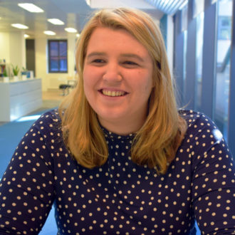 A warm welcome to Sophie Merryweather, MEP Assistant Surveyor
