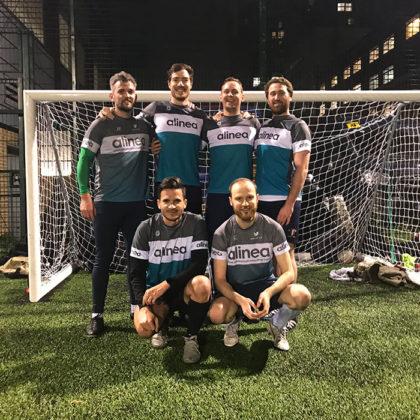 alinea football warriors