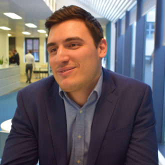 A warm welcome to Elliot Hussein, Project Surveyor