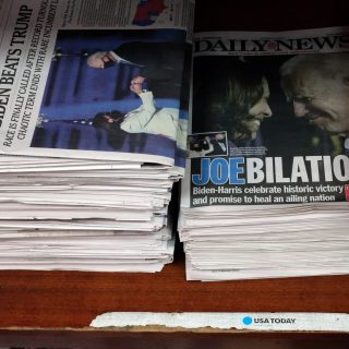 Issue 254 | 9 November 2020