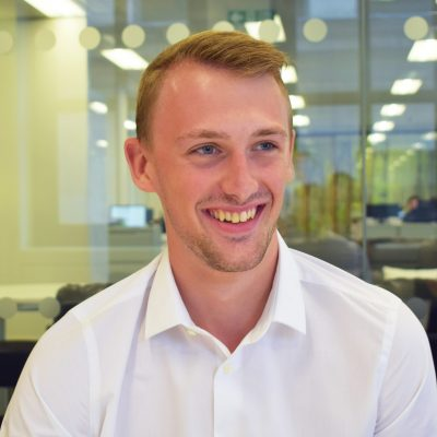 A warm welcome to George Ablin, Assistant Surveyor