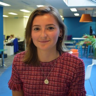 A warm welcome to Betsy Clarke, Assistant Surveyor