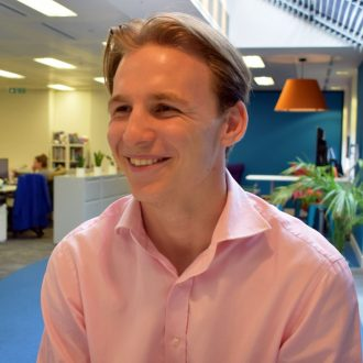 A warm welcome to George Deptford, Assistant Surveyor