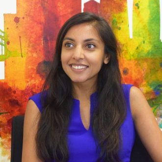 A warm welcome to Sonal Halai, Senior Project Surveyor