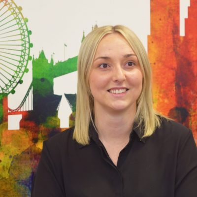 A warm welcome to Victoria McGee-Brown, MEP Surveyor