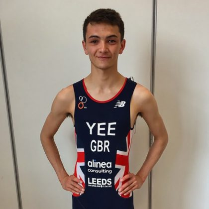 Alex Yee selected for Olympic triathon!
