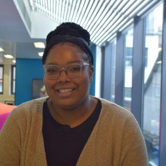 A warm welcome to Teriqka Burton-Foster, Summer Placement