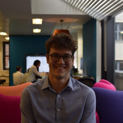 A warm welcome to Ollie Barnes, Summer Placement