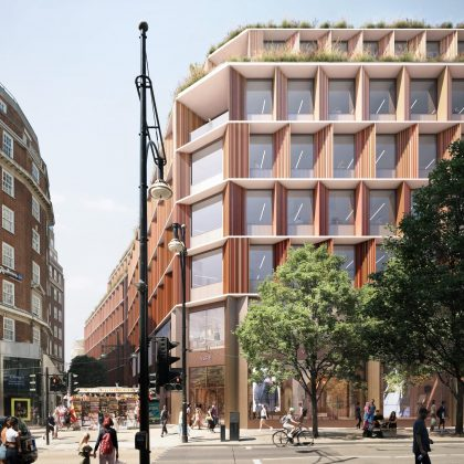 334 Oxford Street Planning Approval