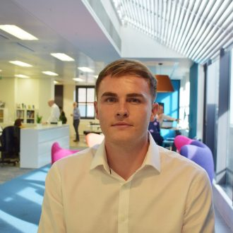 A warm welcome to Henry, Assistant Surveyor