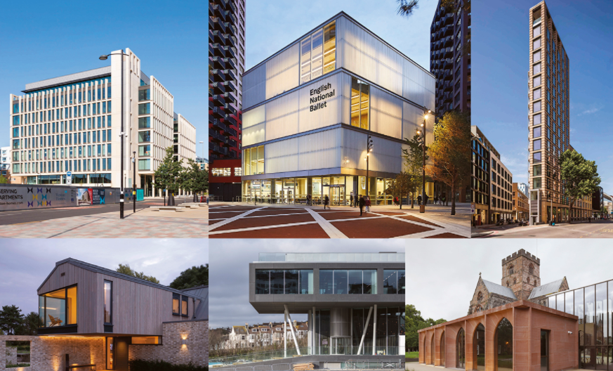 Schuco excellence awards - finalists images